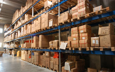 warehouse Security Systems